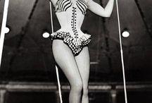 Vintage Circus Costume