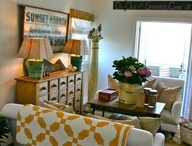 Decorating with Quilts / by Plum Center Quilt Craft Retreats