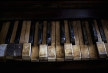 piano / by MILDRED LONG
