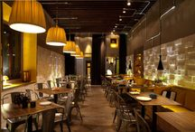 Restaurant - REWSters / This is for REWSters design. / by Morgan Carey