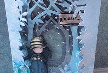 Gorjuss Card Ideas