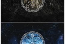 Mythology, Runes & Symbols