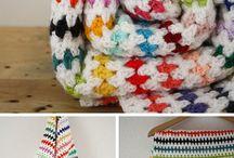 Crochet Blanket - Inspiration