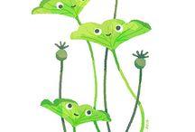 plants character