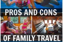 Family Travel - Why you should! / Not sure if you should take your kids out of school and travel - here is some more info to help you!