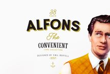Alfons Type Collection