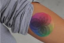 Tattoos: Me / by Amy Krohn