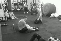 Recovery after a WOD