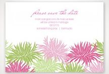 Spring Weddings / Always love the breeze and the freshness. Inspiration for your Spring Wedding.