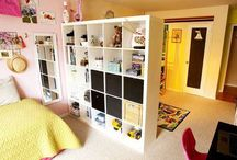 Shared kids' bedroom ideas
