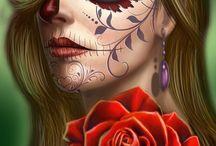 Día de los muertos... / by Virginia Torres