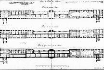 história da arquitectura palatina em plantas