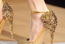 Shoes A lady's best friend