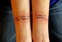 Tattoo x files