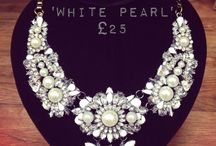 Statement Necklaces / Must-have jewels to add a touch of luxe to any outfit... From just £12    Email anna@dollymamaboutique.co.uk or What's App +44 7702 818284 to order. PayPal accepted xx