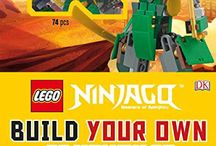 LEGO NINJAGO: Build Your Own Adventure Hardcover – August 4, 2015, by DK (Author)