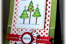 Card Ideas - Holidays - Christmas, Winter / by Mary Lighterink