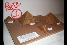 maquetas egipto