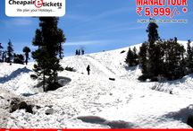 Summer special / Make your dream true by booking online package from Cheapairetickets