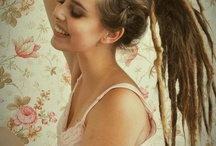 Hair in Knots / A place for me to get hairstyle inspiration from in the mornings when I actually feel like doing something with my dreads :) / by Chandini Dahlberg