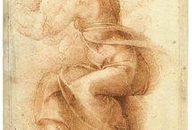 dibujos miguel angel