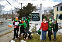 Kiss Us, We're Irish! / If you've never spent a St. Patrick's Day in O'Falmouth MA, you don't know what you're missing!