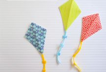 Party On! Let's Go Fly a Kite / Parties and decor ideas using a kite theme