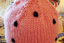 Baby Hats / by Judy Janeway Fotion