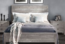 Master/king bed ideas