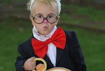 Halloween Costumes, Make-up, & Clothes / Costume and dress up ideas for Halloween. / by Lisa Key