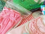 Organizing a child's items / by Alicia Hicks