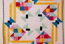 Patchwork & Quilting / by Angharad Starr