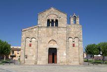 Basílica de San Simplicio. Siglo XI. Olbia. Cerdeña. / Photo Travel History Art Architecture Fotografía Viajes Historia Arte Arquitectura