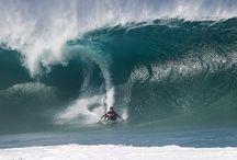 Surfing / by Gregg Bryant
