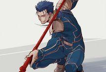 Fate / aqui se guardan las imagenes relacionadas con fate, todas las variantes del mismo