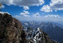 Walkingin the Austrian Alps - Zugspitze