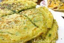 omlet krep