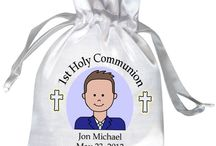 1st Communion / First Communion favors, invitations, personalized gifts