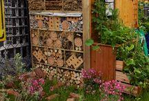 domečky pro hmyz