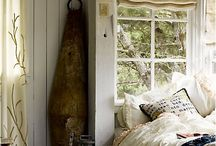 Bedroom-Sleeping Nooks / by Melissa Bolinger