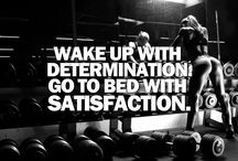 Motivational fitness quotes / life and fitness quotes that I find motivational