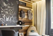 Teenager room for boys
