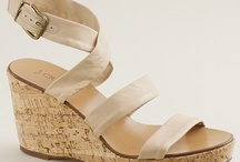 Strappy Summer Sandals / by Ivy Larsen