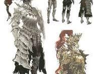 Concept Dark Souls