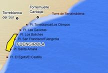 Hotels in Andalusia / A list of hotels worth staying at in Andalusia, in the south of Spain