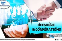 Offshore Incorporation Hk Limited