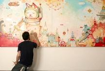 Mural  / by Gabriela Castañeda