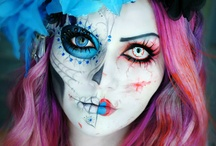 Special Effects Makeup / by Ryan Lysher