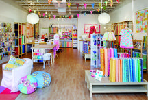 New Shop Ideas / by Lola Pink Fabrics