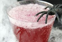 Halloween Party Food & Drinks